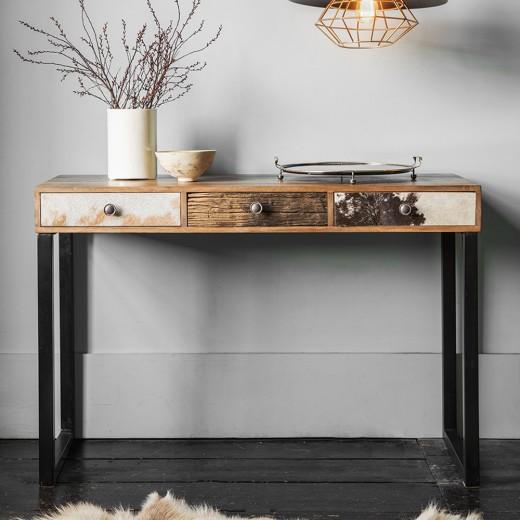 vintage sofa table. montana vintage console table sofa c