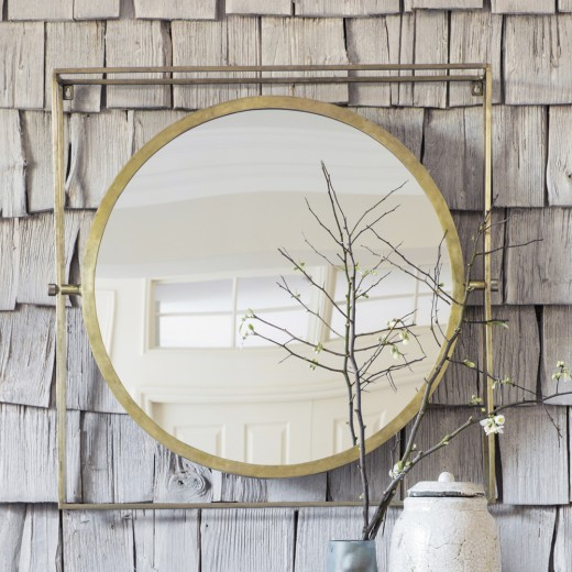 Ida Wall Mirror - ETA mid Feb