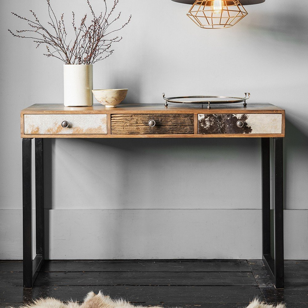 Montana Vintage Console Table