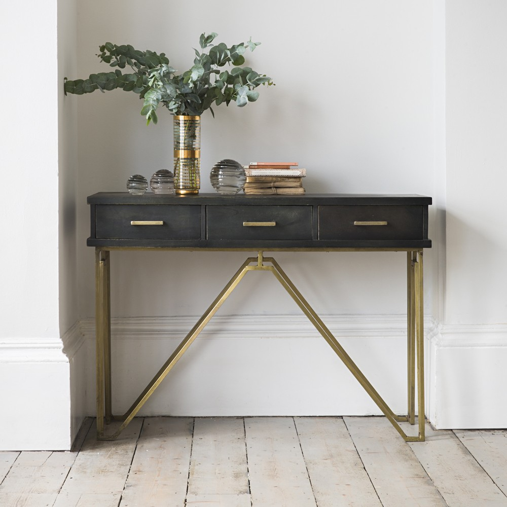 Madison console table - Table console modulable ...