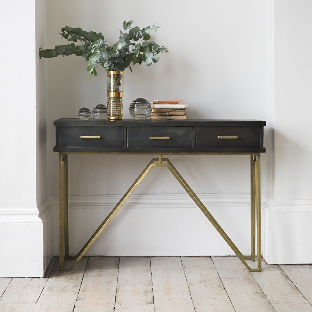 madison console table. Black Bedroom Furniture Sets. Home Design Ideas
