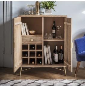 Chakra Bar Cabinet