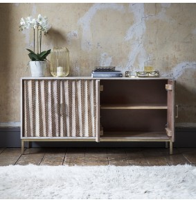 Ashanti 4 Door Sideboard