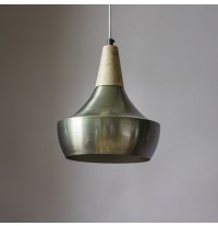 Dexter Ceiling Pendant in Zinc Gold