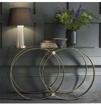 Etienne Contemporary Console Table - ETA mid Feb