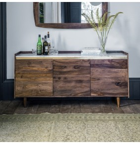 Deco Marble Sideboard - ETA end March