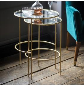 Faye Nesting Side Tables