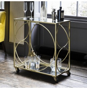 Loulou Bar Trolley