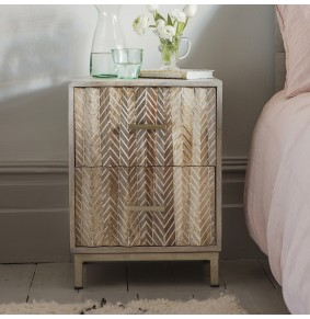 Ashanti Bedside Drawers