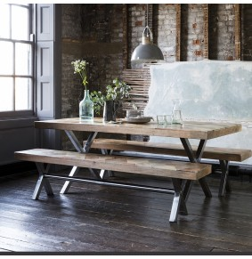 Honeycomb Dining Table - Large