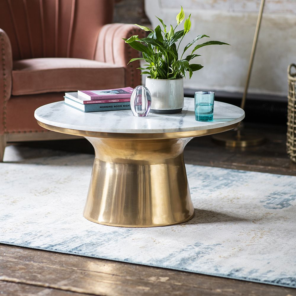 Marble Coffee Table Uk: Castello Marble Coffee Table