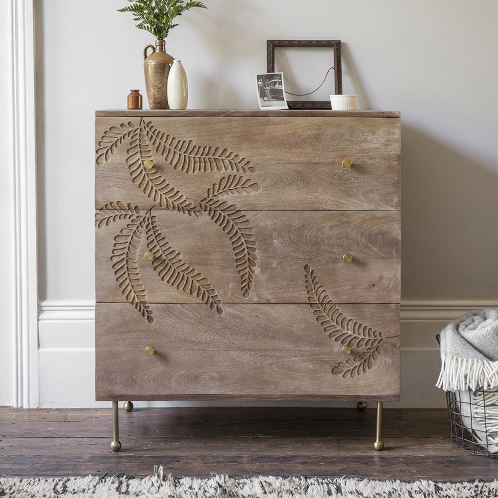 Chest Of Drawers.Fern Chest Of Drawers
