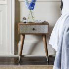 Phoenix Bedside Table