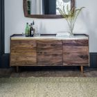 Deco Marble Sideboard