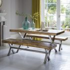 Logan Dining Table - Medium
