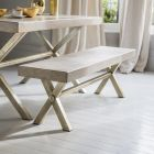 Chevron Bench - Medium