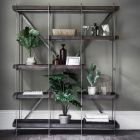 Harvey Shelving Unit - Grey