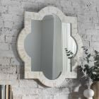 Hayworth Bone Inlay Mirror