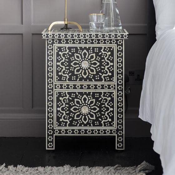 Zahra Bedside Drawers