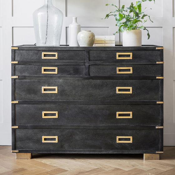 Greenwich Vintage 7 Drawer Chest