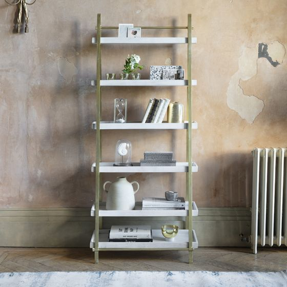 Casper Tapered Shelving Unit
