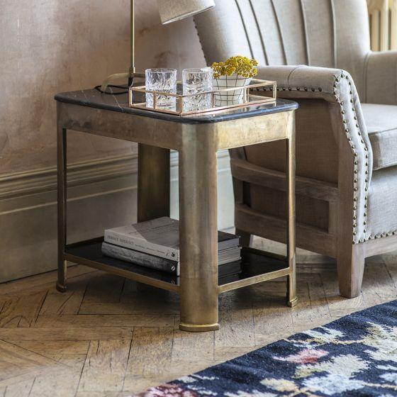 Trocadero Side Table