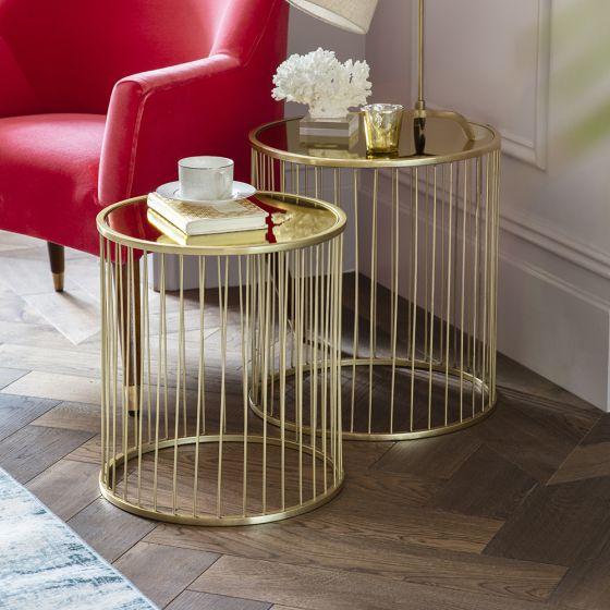 Hampton Nesting Side Tables
