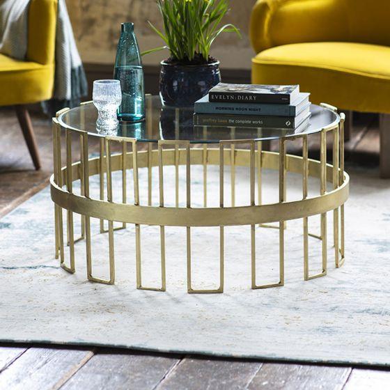 Bishop Coffee Table