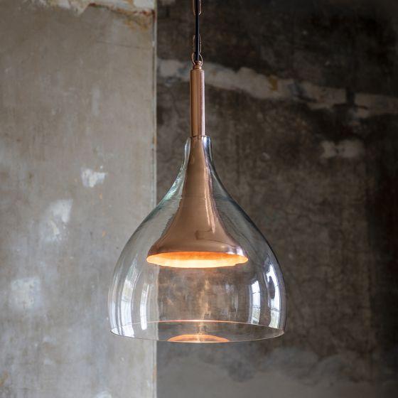 Valencia Pendant Light - Copper