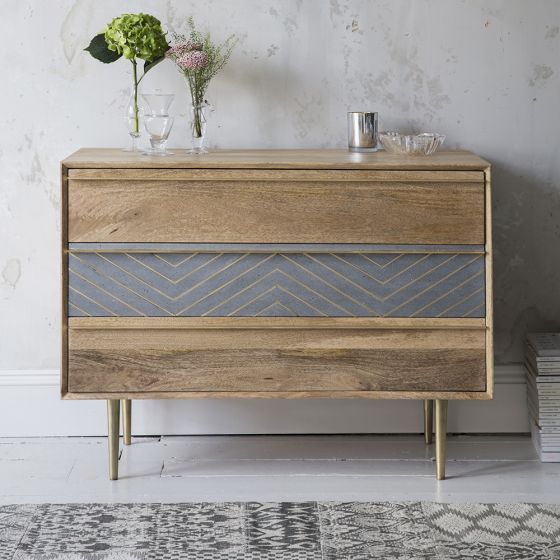 Toshi Chest of Drawers