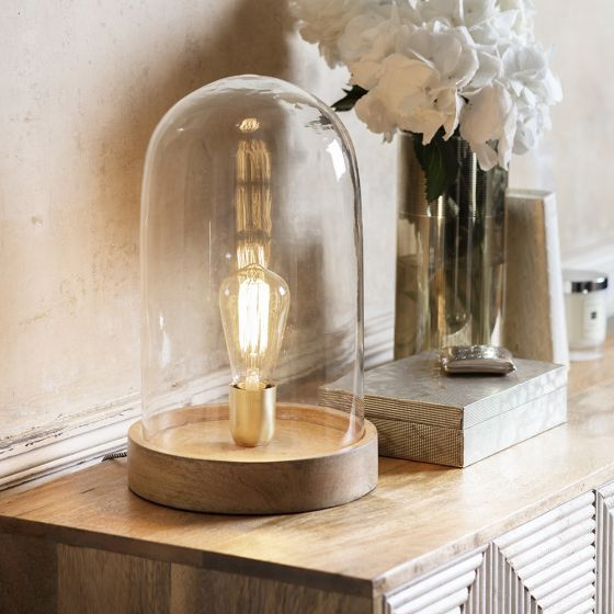 Atticus Dome Table Lamp