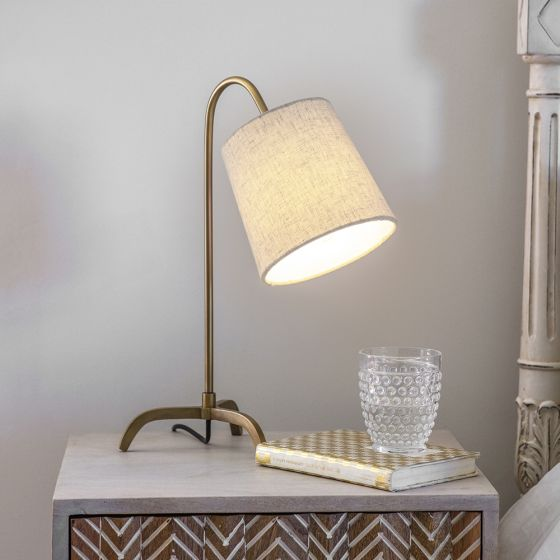 Chamberlain Table Light - Brass