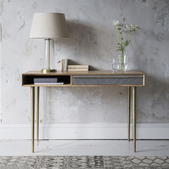 Toshi Desk Console Atkin And Thyme