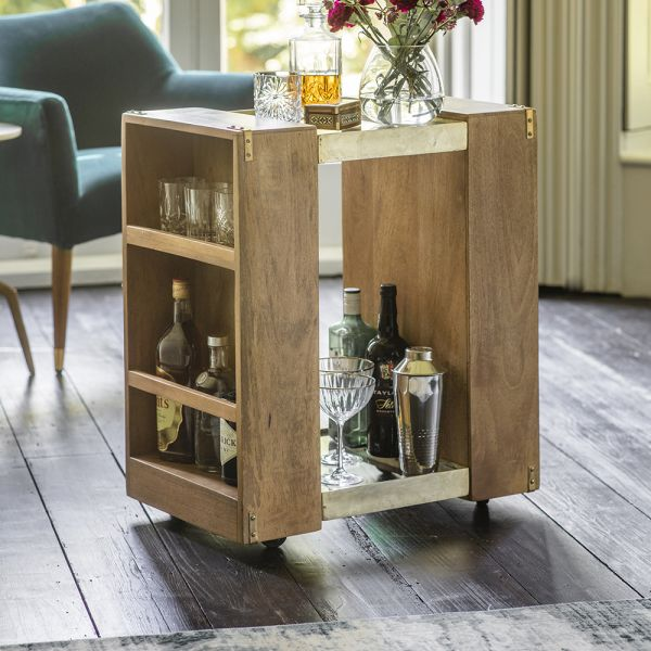 Jarvis Drinks Trolley