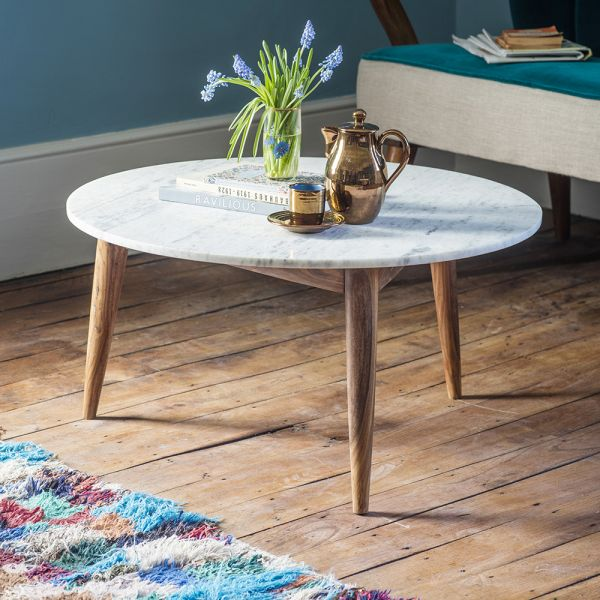 Deco Marble Coffee Table