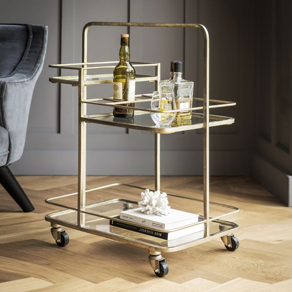 Stirling Bar Trolley
