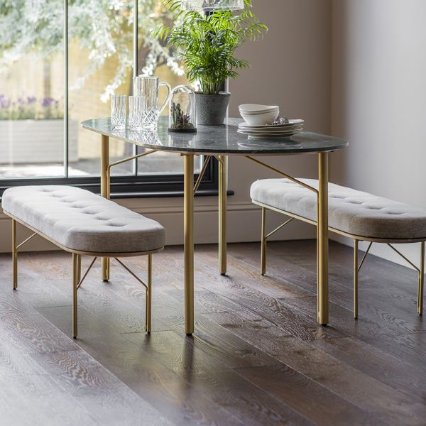 Jade Marble Dining Table