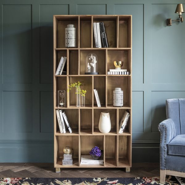 Pigeonhole Shelving Unit