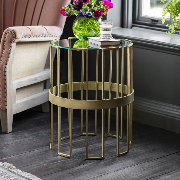 Bishop Side Table