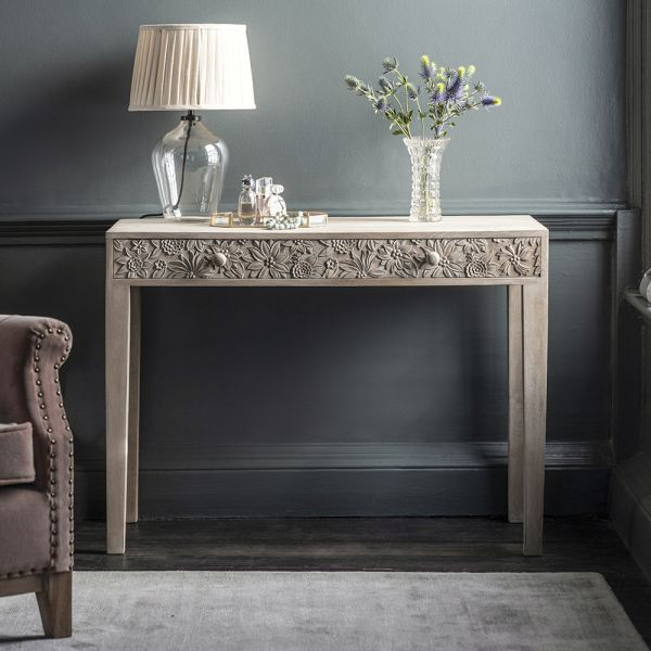 Eden Dressing Console Table