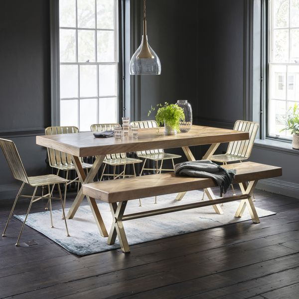 Reeves Dining Table - Medium