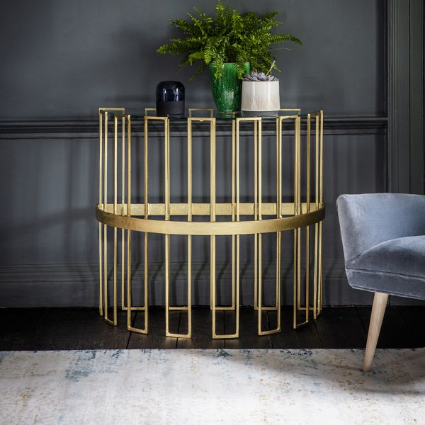 Bishop Console Table