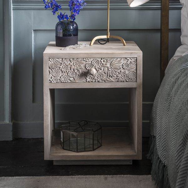 Eden Bedside Table