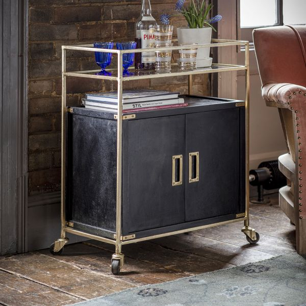 Greenwich Drinks Trolley