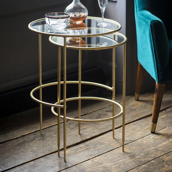 Faye Nesting Side Tables