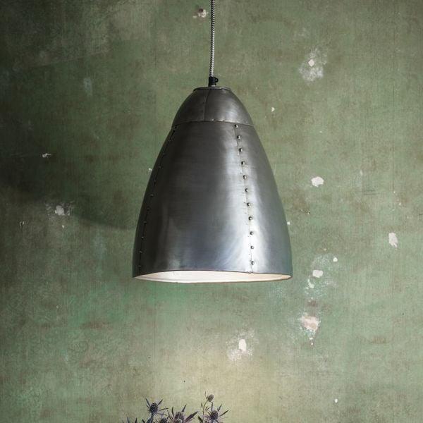 Havilland Pendant Light in Antique Nickel