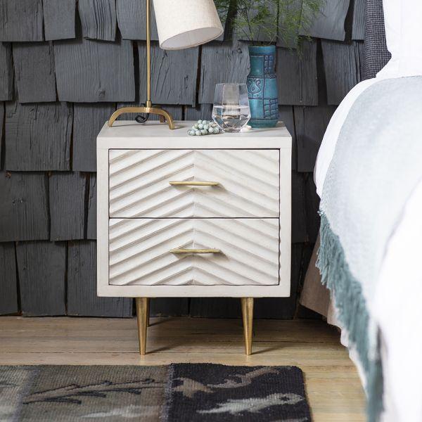 Fandango Bedside Drawers