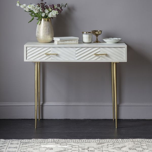 Contemporary Console Tables Desks Atkin And Thyme