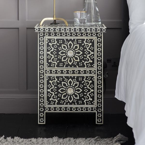 Zahra Bedside Drawers