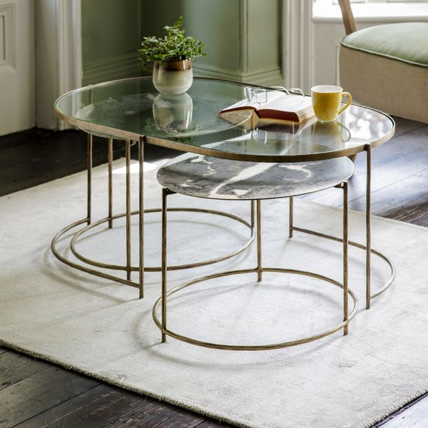 Luna Nesting Coffee Tables